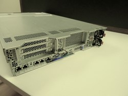 1 - IBM System X3650 M4 Xeon Rackmount Server