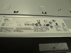 1 - IBM System X3550 M3 Xeon Rackmount Server