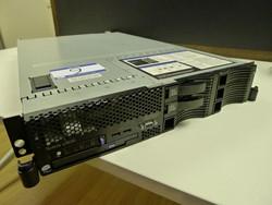 1 - IBM System X3650 Xeon Rackmount Server