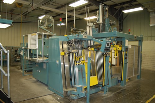Edwards Brothers Malloy, Inc  - Webcast Auction - 1 - Timson T48A