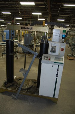 1 - Robatech Robomelt RMC/ICS PUR Bulk Meter Unit