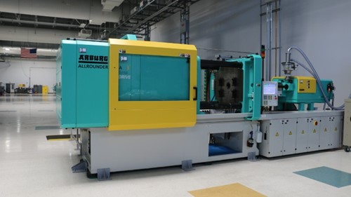 BioMedical Device Manufacturer - Webcast Auction - 1 - Arburg 720 A