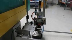 1 - Dayton 4NHW6 1100lb Pneumatic Press