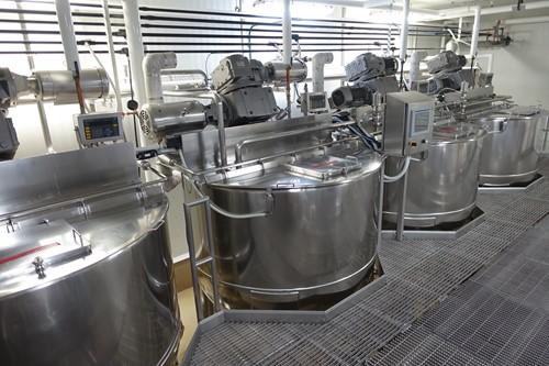 Frozen Entrée Production & Packaging Facility