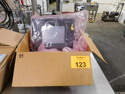 1 - Allen Bradley Panel View 900, s/n RD12190225 touch screen color display Module