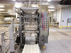 1 - Prodo Pak vertical form, fill seal Packaging Machine