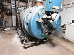 1 - Cleaver Brooks CB200-177 200 hp natural gas Boiler