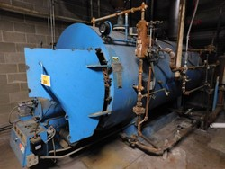 1 - Kewange 113S-150G 150 hp natural gas Boiler