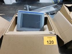 1 - Allen Bradley Panel View 1000 Plus touch screen color display Module