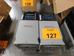 2 - Allen Bradley Power Flex AC