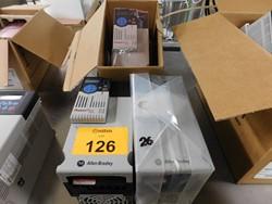 3 - Allen Bradley Power Flex 525 AC