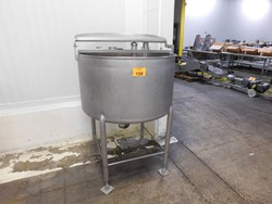 1 - Stainless holding Tank