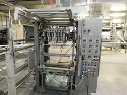 1 - Prodo Pak 601CSW8 vertical form, fill seal Packaging Machine