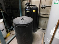 1 - Kinetco CP2130D Water Softener