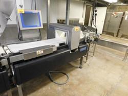 1 - Mettler Toledo Safeline Metal Detector