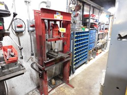 1 - Arcan 20 ton H Press