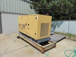 1 - CAT Diesel Backup Generator
