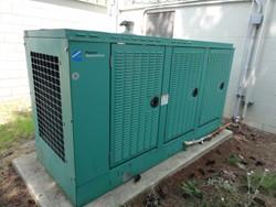 1 - Cummins Onan Natural Gas Backup Generator