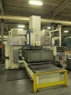 1 - Ooya REM - 5M CNC Vertical Machining Center