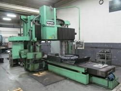 1 - SNK RB-2N Bridge Type CNC Vertical Machining Center