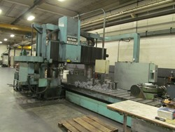 1 - SNK RB-2N Bridge-Type CNC Vertical Machining Center