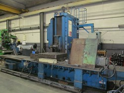 1 - Okamoto HMC-3000 CNC Horizontal Machining Center