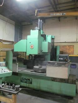 1 - SNK FSP-50V CNC Vertical Machining Center