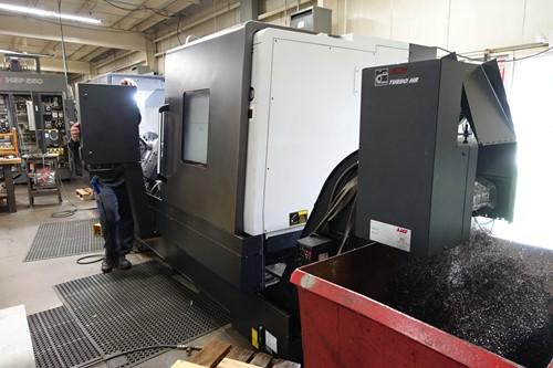 Wisconsin Precision Machining - Turnkey - 1 - Doosan Puma