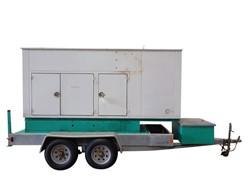 1 - Cummins Onan DGEA-4479914 125kW Standby Diesel Generator