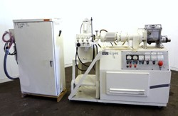 1 - Baker Perkins Guittard LEX8 Lab Size Mixer Extruder