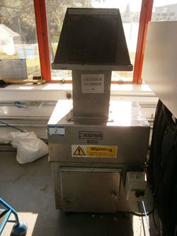 1 - Blackfriars Granulator