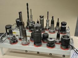 20 - Bilz SK40 milling, cutting, drilling