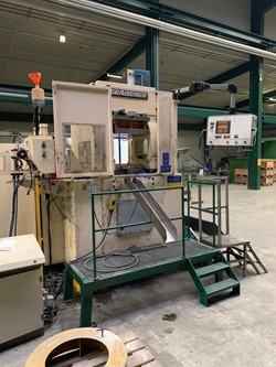 1 - Schuler GKNT 360 Coining Press GRÄBNER Press Line