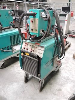 1 - Merkle High Pulse 450DW Inert Gas Welder