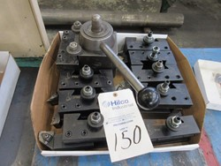 1 - Lot Quick Change Tool Post Tooling