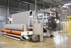1 - CMC HSP1620 Super Speed 3/16-Gauge Scroll Loop Pile Tufting Machine