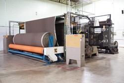 1 - CMC HSP1620 Super Speed 1/10-Gauge Precision Graphics PCUC Pile Tufting Machine