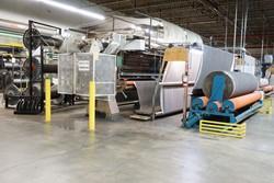 1 - CMC HSP1620 1/8-Gauge Enhance Graphics PCUC Pile Tufting Machine