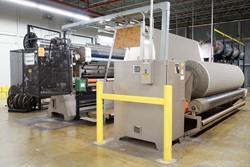 1 - CMC HSP1620 1/10-Gauge Loop Pile Tufting Machine