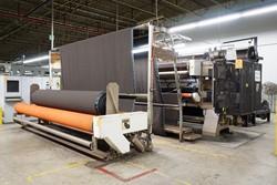 1 - CMC HSP1620 Super Speed 1/10-Gauge Loop Pile Tufting Machine