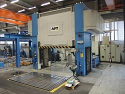 1 - APT DPG-10000-36/23MB 1000 ton Tryout Hydraulic Press
