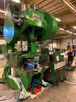 1 - SMV CO1250 Press Line
