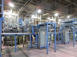 1 - LOW PRESSURE CASTING (pressure with 2x s)  Low Pressure Casting (pressure with 2xs) Line