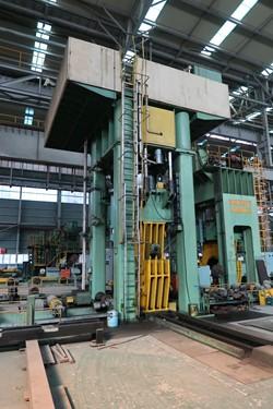 1 - 3,500ton Calibration Press