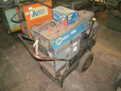 1 - Miller Bobcat 225G Gas Powered, 8000 Watt Welder Generator
