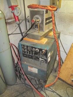1 - Syncrowave 250  TIG Welder