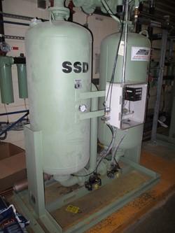 1 - Sullair SSD900-115V-PSP 900 SCFM Heatless Dessicant Air Dryer