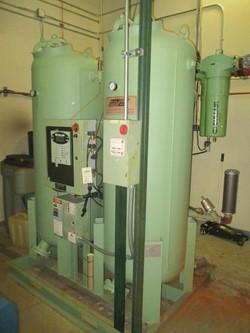 1 - Sullair SSE1750-480V-PSP 1750 SCFM Heat Reactivated Dessicant Air Dryer