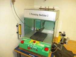 1 - Plate Press