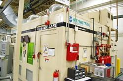 1 - IPG YLS-3000-S2T 3000 Watt Ytterbium Fiber Dual Station Laser Processing System